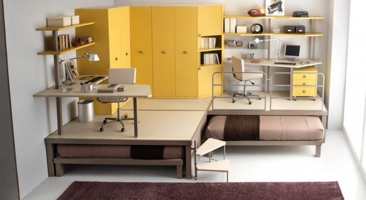дизайн многоуровневых комнат