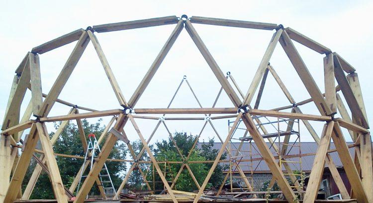 коннекторы для купольных домов