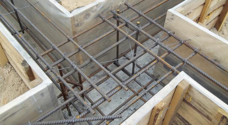 расход арматуры на куб бетона