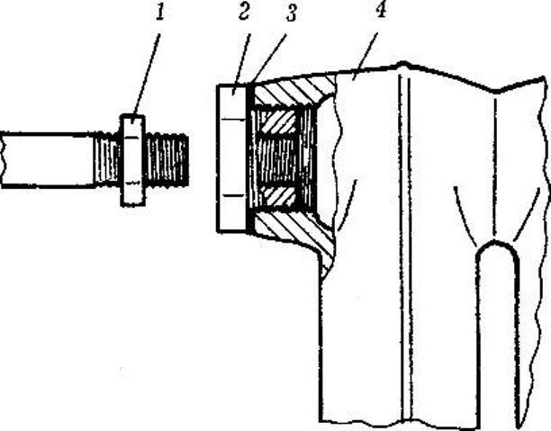 схема соединения чугунного радиатора отопления