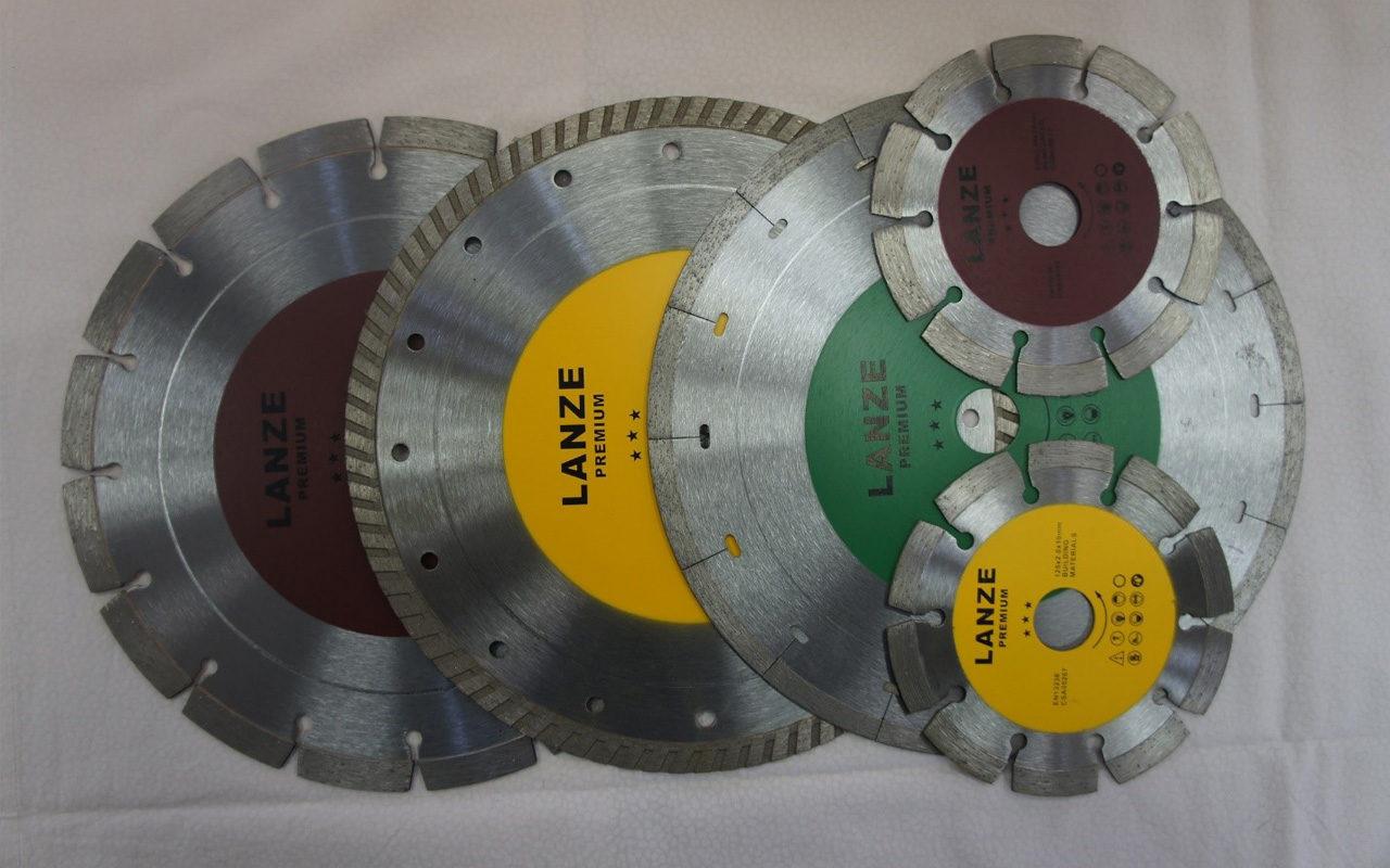 диски для резки бетона