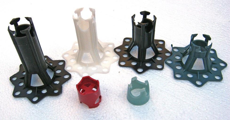 пластиковые фиксаторы для арматуры