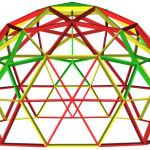 Инструкция к калькулятору для расчёта купольной крыши и купольного дома
