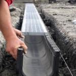Устройство системы отвода поверхностных вод