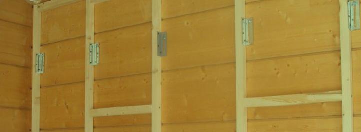 Как учитывается усадка при проектировании и отделке дома