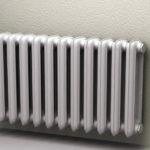 Отделка стен за батареей отопления