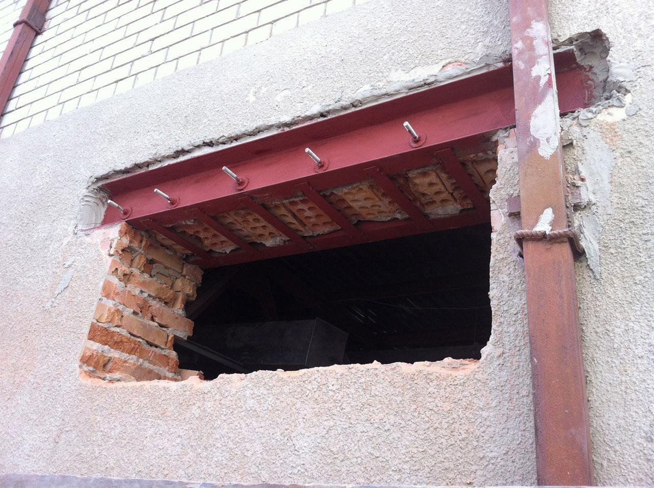 как нарастить стены дома