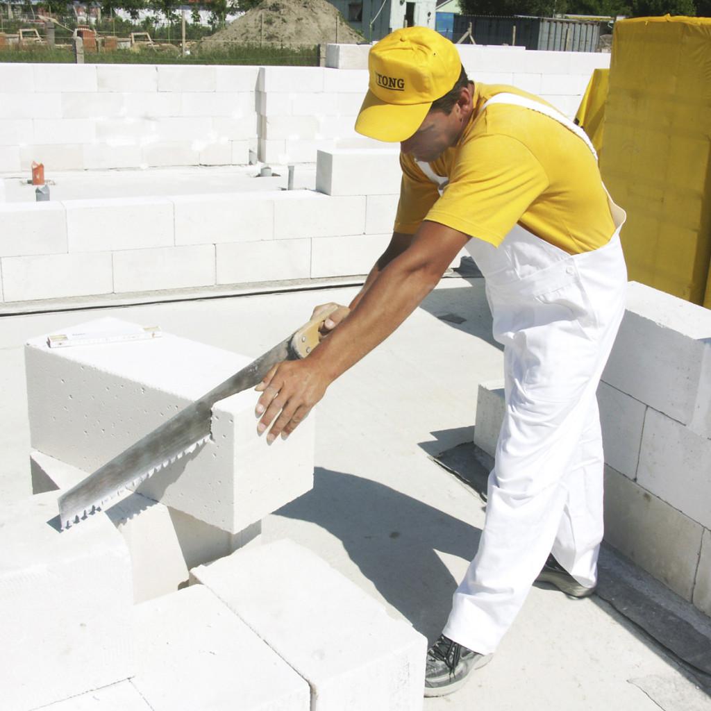 газосиликатные блоки из чего сделаны