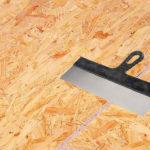 Как штукатурить стены и потолки из OSB в доме, правильная штукатурка ОСБ внутри помещения.