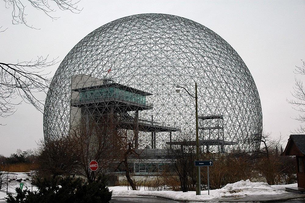 конструкция в форме сферы