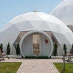 Сферический дом. Как строят дома-сферы.