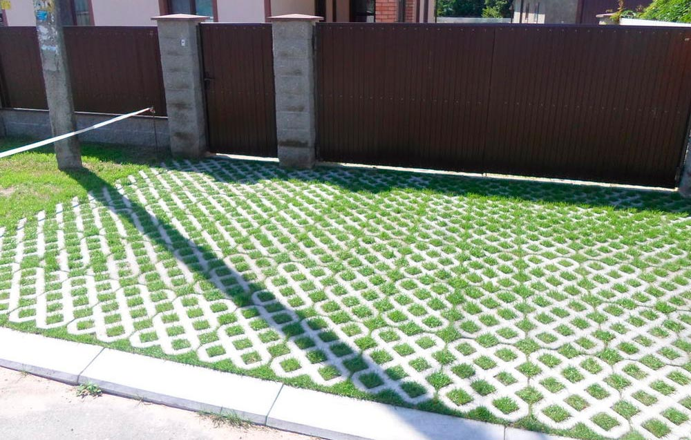 Бетон газон барракуда средство для удаления бетона купить в москве